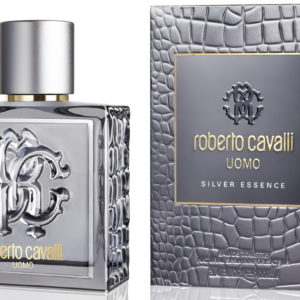 Roberto Cavalli Uomo Silver Essence for men (100 ml / 3.4 FL OZ)