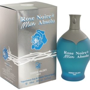 Rose Noire Absolu by Giorgio Valenti Eau De Toilette Spray 100ml for Men