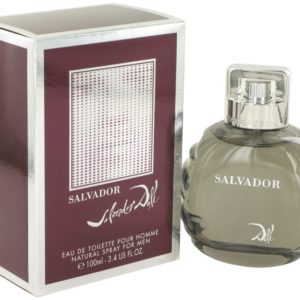 Salvador by Salvador Dali Eau De Toilette Spray 100ml for Men