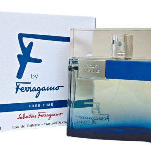 Salvatore Ferragamo F Free Time Cologne for men (100 ml / 3.4 FL OZ)