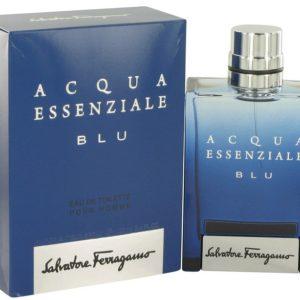 Salvatore Ferragamo Acqua Essenziale Blu (100 ML / 3.4 FL OZ)