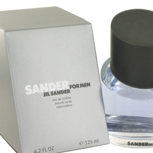 Sander by Jil Sander Eau De Toilette Spray 125ml for Men