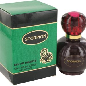 Scorpion by Parfums JM Eau De Toilette Spray 100ml for Men