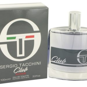 Sergio Tacchini Club Intense by Sergio Tacchini Eau De Toilette Spay 100ml for Men