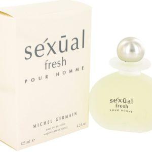 Sexual Fresh by Michel Germain Eau De Toilette Spray 125ml for Men