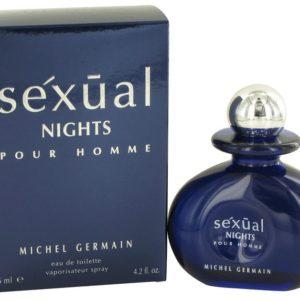 Sexual Nights by Michel Germain Eau De Toilette Spray 125ml for Men