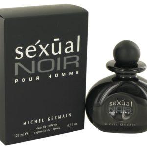 Sexual Noir by Michel Germain Eau De Toilette Spray 125ml for Men