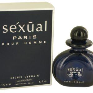 Sexual Paris by Michel Germain Eau De Toilette Spray 125ml for Men