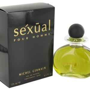Sexual by Michel Germain Eau De Toilette Spray 125ml for Men