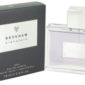 Signature for Him by David Beckham Eau De Toilette Spray 75ml for Men