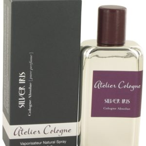 Silver Iris by Atelier Cologne Pure Perfume Spray 100ml for Men
