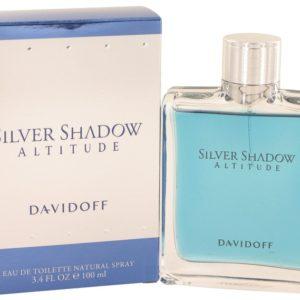 Silver Shadow Altitude by Davidoff Eau De Toilette Spray 100ml for Men