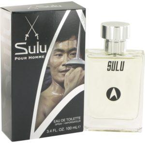 Star Trek Sulu by Star Trek Eau De Toilette Spray 100ml for Men