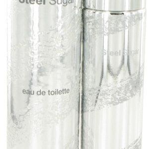 Steel Sugar by Aquolina Eau De Toilette Spray 100ml for Men