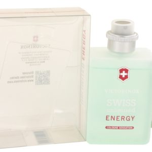 Swiss Unlimited Energy by Victorinox Cologne Spray 150ml for Men