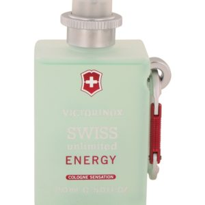 Swiss Unlimited Energy by Victorinox Cologne Spray (Tester) 150ml for Men