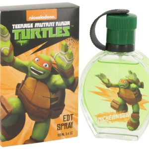 TEENAGE MUTANT NINJA TURTLES Michelangelo by Marmol & Son Eau De Toilette Spray 100ml for Men