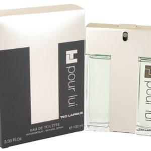 TL Pour Lui by Ted Lapidus Eau De Toilette Spray 100ml for Men