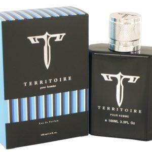 Territoire by YZY Perfume Eau De Parfum Spray 100ml for Men