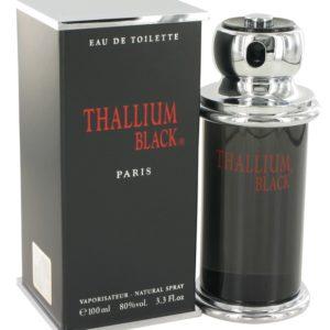 Thallium Black by Yves De Sistelle Eau DeToilette Spray 100ml for Men