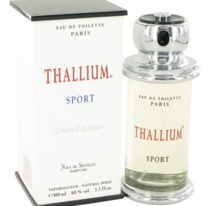 Thallium Sport by Parfums Jacques Evard Eau De Toilette Spray (Limited Edition) 100ml for Men