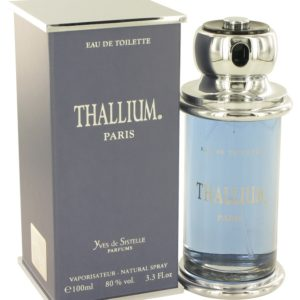 Thallium by Parfums Jacques Evard Eau De Toilette Spray 100ml for Men