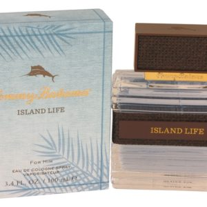 Tommy Bahama Island Life by Tommy Bahama Eau De Cologne Spray 100ml for Men