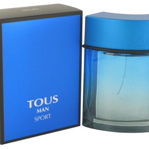 Tous Man Sport by Tous Eau De Toilette Spray 100ml for Men