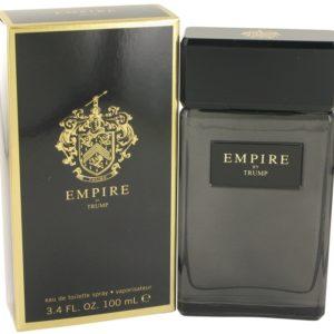 Trump Empire by Donald Trump Eau De Toilette Spray 100ml for Men