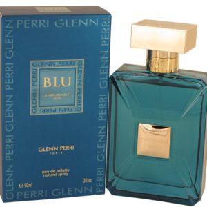 Unbelievable Blu by Glenn Perri Eau De Toilette Spray 90ml for Men