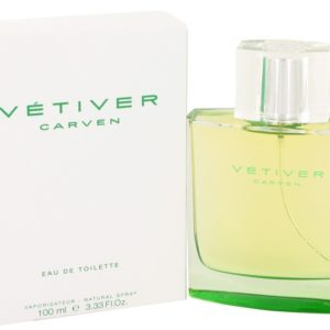 VETIVER CARVEN by Carven Eau De Toilette Spray 100ml for Men