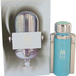 VM Blue by Victor Manuelle Eau De Toilette Spray 100ml for Men