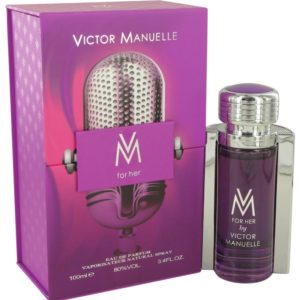 VM by Victor Manuelle Eau De Toilette Spray 100ml for Men