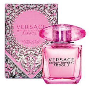 Versace Bright Crystal Absolu EDP (90 ml / 3 FL OZ)