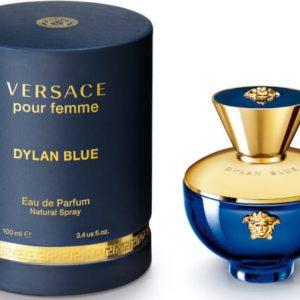Versace Dylan Blue Eau De Parfum (100 ml / 3.4 FL OZ)