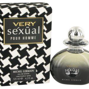 Very Sexual by Michel Germain Eau De Toilette Spray 125ml for Men