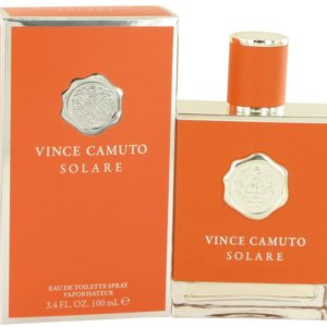 Vince Camuto Solare by Vince Camuto Eau De Toilette Spray 100ml for Men
