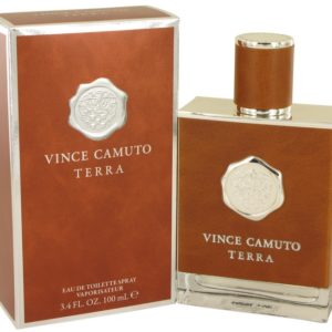 Vince Camuto Terra by Vince Camuto Eau De Toilette Spray 100ml for Men