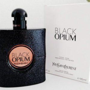 Yves Saint Laurent YSL Black Opium EDP TESTER (90 ml / 3 FL OZ)