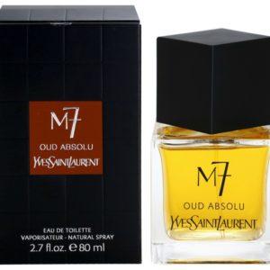 Yves Saint Laurent M7 Oud Absolu for men (80 ml / 2.7 FL OZ)