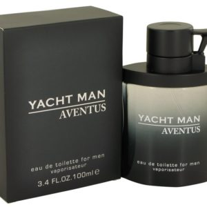 Yacht Man Aventus by Myrurgia Eau De Toilette Spray 100ml for Men