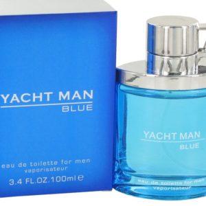 Yacht Man Blue by Myrurgia Eau De Toilette Spray 100ml for Men