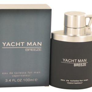 Yacht Man Breeze by Myrurgia Eau De Toilette Spray 100ml for Men