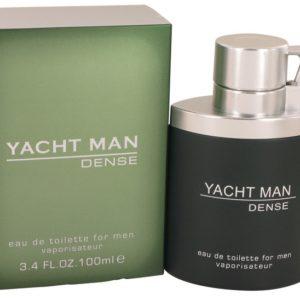 Yacht Man Dense by Myrurgia Eau De Toilette Spray 100ml for Men