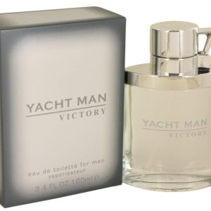 Yacht Man Victory by Myrurgia Eau DE Toilette Spray 100ml for Men