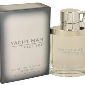 Yacht Man Victory by Myrurgia Eau DE Toilette Spray 100ml for Men