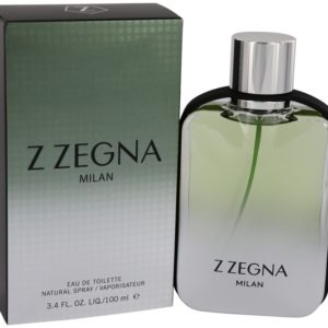 Z Zegna Milan by Ermenegildo Zegna Eau De Toilette Spray 100ml for Men
