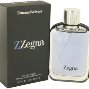 Z Zegna by Ermenegildo Zegna Eau De Toilette Spray 100ml for Men