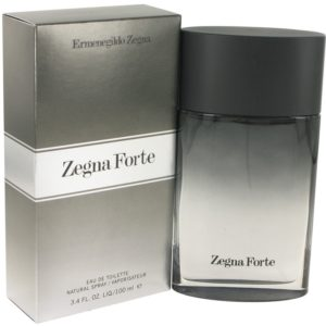 Zegna Forte by Ermenegildo Zegna Eau De Toilette Spray 100ml for Men