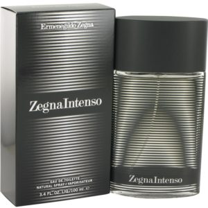 Zegna Intenso by Ermenegildo Zegna Eau De Toilette Spray 100ml for Men